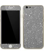 Grey Speckle iPhone 6/6s Skin