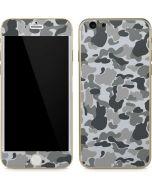 Grey Street Camo iPhone 6/6s Skin