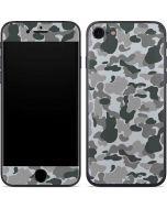 Grey Street Camo iPhone 7 Skin