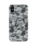 Grey Street Camo iPhone XS Max Lite Case