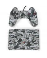 Grey Street Camo PlayStation Classic Bundle Skin