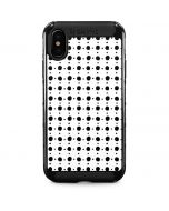 Grid Dot iPhone XS Max Cargo Case