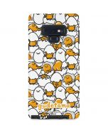 Gudetama Blast Pattern Galaxy Note 9 Pro Case