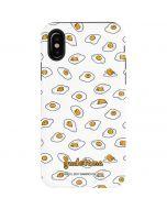 Gudetama Egg Pattern iPhone X Pro Case