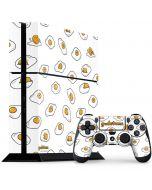 Gudetama Egg Pattern PS4 Console and Controller Bundle Skin