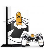 Gudetama Mustache PS4 Console and Controller Bundle Skin
