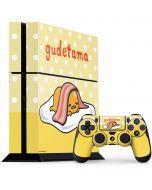 Gudetama Polka Dots PS4 Console and Controller Bundle Skin