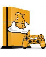 Gudetama PS4 Console and Controller Bundle Skin