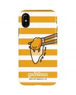 Gudetama Put Me Down iPhone X Pro Case