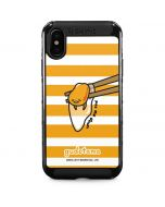 Gudetama Put Me Down iPhone XS Max Cargo Case