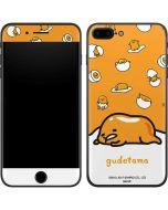 Gudetama Egg Shell iPhone 8 Plus Skin
