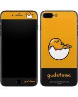 Gudetama Yellow Split iPhone 8 Plus Skin