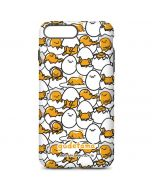 Gudetama Blast Pattern iPhone 8 Plus Pro Case