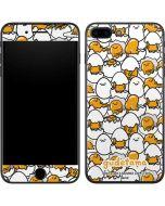 Gudetama Blast Pattern iPhone 8 Plus Skin