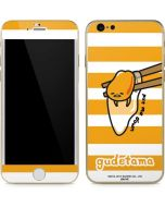 Gudetama Put Me Down iPhone 6/6s Skin