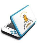 Who Wants To Be Gudetama 2DS XL (2017) Skin