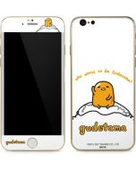 Who Wants To Be Gudetama iPhone 6/6s Skin