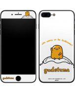 Who Wants To Be Gudetama iPhone 8 Plus Skin
