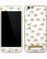 Gudetama Egg Pattern iPhone 6/6s Skin