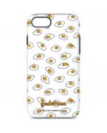 Gudetama Egg Pattern iPhone 8 Pro Case