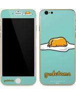 Lazy Gudetama iPhone 6/6s Skin