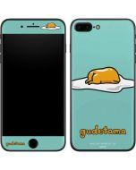Lazy Gudetama iPhone 8 Plus Skin