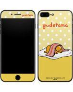 Gudetama Polka Dots iPhone 8 Plus Skin