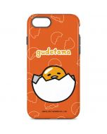 Gudetama Shell Pattern iPhone 8 Pro Case