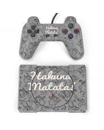 Hakuna Matata PlayStation Classic Bundle Skin