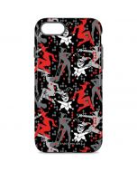 Harley Quinn All Over Print iPhone 8 Pro Case