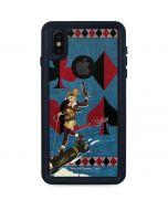 Harley Quinn iPhone X Waterproof Case