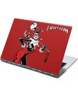 Harley Quinn Portrait Yoga 910 2-in-1 14in Touch-Screen Skin