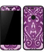 Heart Purple Google Pixel Skin