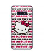Hello Kitty Apples Galaxy S10e Skin