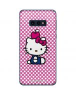 Hello Kitty Balancing Apple Galaxy S10e Skin