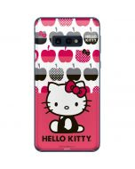 Hello Kitty Big Apples Galaxy S10e Skin