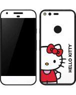 Hello Kitty Classic White Google Pixel Skin