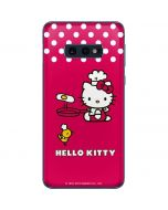 Hello Kitty Cooking Galaxy S10e Skin