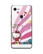 Hello Kitty Dancing Notes Google Pixel 3 XL Skin