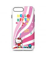 Hello Kitty Dancing Notes iPhone 8 Plus Pro Case