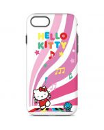 Hello Kitty Dancing Notes iPhone 8 Pro Case
