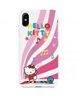 Hello Kitty Dancing Notes iPhone XS Lite Case