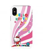 Hello Kitty Dancing Notes iPhone XS Pro Case