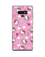 Hello Kitty Lollipop Pattern Galaxy Note 9 Skin