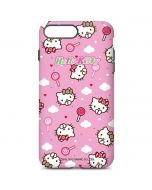 Hello Kitty Lollipop Pattern iPhone 7 Plus Pro Case