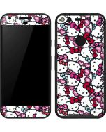 Hello Kitty Multiple Bows Google Pixel Skin