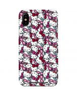 Hello Kitty Multiple Bows iPhone XS Max Lite Case