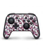 Hello Kitty Multiple Bows Nintendo Switch Pro Controller Skin