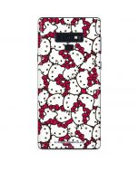 Hello Kitty Multiple Bows Pink Galaxy Note 9 Skin