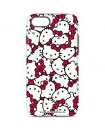 Hello Kitty Multiple Bows Pink iPhone 8 Pro Case